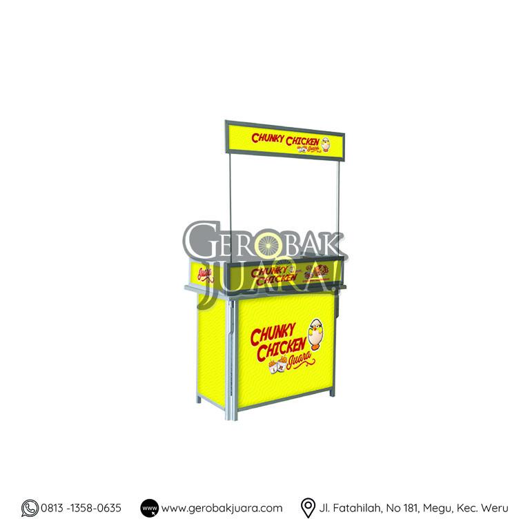 harga booth