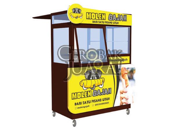 pesan booth